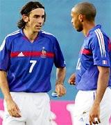 Các cầu thủ Pháp quyết tâm khôi phục danh tiếng tại châu Âu.