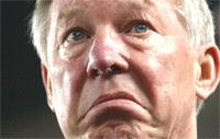 Alex Ferguson luôn điềm tĩnh trước sóng gió.
