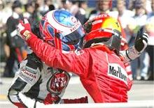 M Schumacher sẽ lại thắng ở Imola?