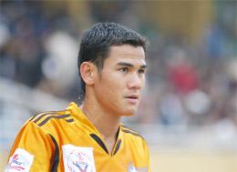Vào sân quá muộn, Phan Thanh Bình không thể giúp gì cho Đồng Tháp.