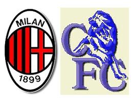 Milan và Chelsea là hai đội nhiều sao bậc nhất thế giới.