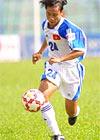 Phùng Thanh Phương khi còn khoác áo đội tuyển.