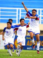 Đội KSKH ở giải hạng nhất năm 2004.