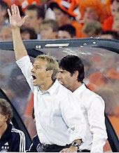 Klinsi vẫn còn nhiều việc phải làm để đưa Đức trở lại nhóm đội mạnh.