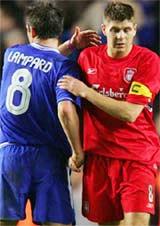 Liverpool đã loại Chelsea ở bán kết mùa trước.