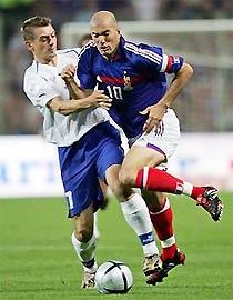 Trận đấu thứ tư tới mới thực sự là thử thách sống còn cho Zidane và đội tuyển Pháp.