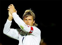 Beckham đang được kỳ vọng quá nhiều nhưng bị đặt sai vị trí.