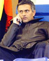 HLV Mourinho đã nhiều lần chịu