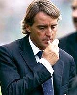 HLV Roberto Mancini.