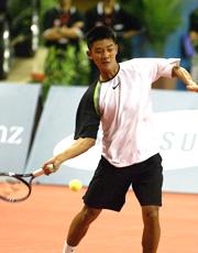 Minh Quân sẽ có mặt tại giải vô địch quần vợt quốc gia ở Hà Nội.