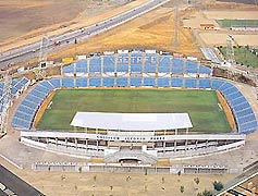 Sân của Getafe được đặt theo tên của một cầu thủ.....còn sống, Alfonso Perez.