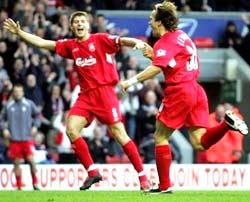 Liverpool tiếp tục thành công ở Champions League?