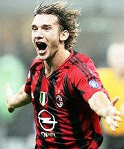 Sheva sẽ lập công cho AC Milan?