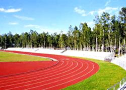 SVĐ Pannad Park - nơi sẽ diễn ra các trận bóng đá nam.
