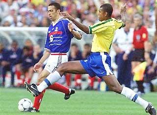 Trước Pháp, Brazil không còn tự ti về tính thực dụng.