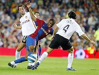 Thách thức lớn cho Los Che, đội vừa cầm chân Barca ở Nou Camp.