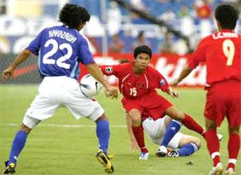 Có lợi thế sân nhà lượt về, nhưng U23 Việt Nam khó kiếm điểm.