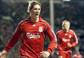 Torres góp công lớn vào chiến thắng hoành tráng của Liverpool.