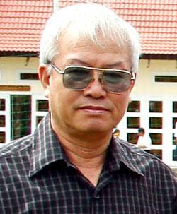 Chuyên gia Nguyễn Văn Vinh. Ảnh: An Nhơn.