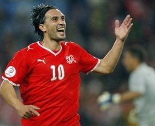 Cả 3 bàn thắng của Thuỵ Sĩ ở Euro 2008 đều ghi công Hakan Yakin.