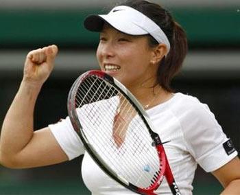Jie Zheng hoàn toàn có thể tiếp tục tiến sâu.
