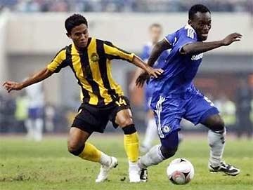 Chiến thắng 2-0 trước Malaysia không thực sự là một cuộc dạo chơi của Chelsea.