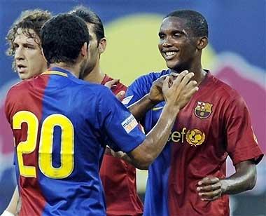 Ở vòng sơ loại thứ ba, đối thủ của Barca là đội bóng của Ba Lan, Wisla Krakow. Nếu gặp khó khăn, có lẽ Barca chỉ gọi Messi tham dự trận lượt về.