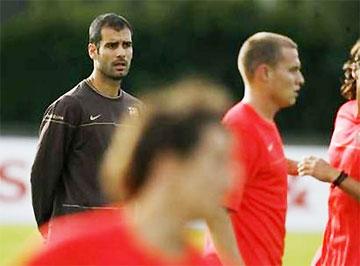 Đội bóng của HLV Guardiola sẽ không gặp nhiều khó khăn với rào cản tại vòng sơ loại thứ ba?