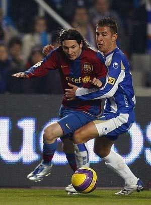Messi sẽ trở lại đội hình chính.