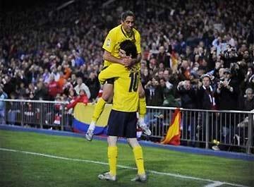 Barca đã vui mừng quá sớm.