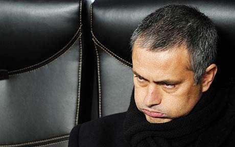 Mourinho đang dẫn dắt Inter chơi thành công ở Serie A.