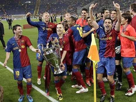 Messi có vai trò không thể thiếu trong các chiến thắng của đội bóng xứ Catalan.