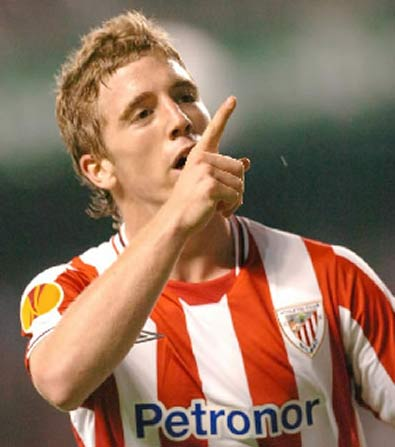 Tài năng mới của Bilbao.