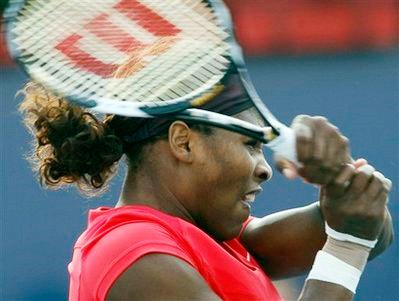 Serena Williams. Ảnh: AP.