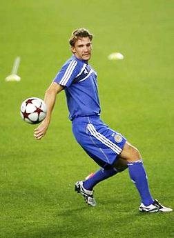 Sheva vẫn có giá trị với một đội bóng như Dynamo Kiev.