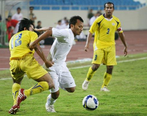 U23 Việt Nam hướng tới tấm HC vàng đầu tiên ở môn bóng đá nam. Ảnh: Ngọc Quân.