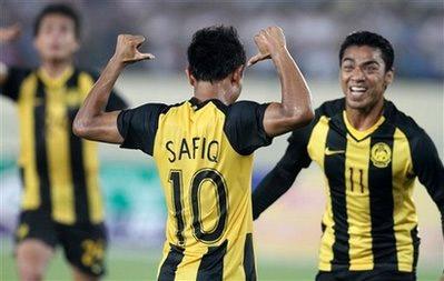 Malaysia chắc chắn sẽ khác khi gặp lại Việt Nam ở chung kết. Ảnh: AP.