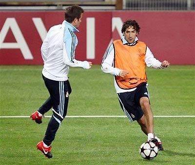 Raul là cầu thủ ghi được nhiều bàn nhất trong lịch sử Real Madrid.