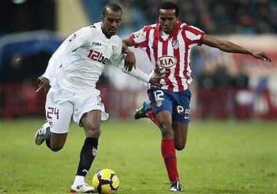 Trận thắng 2-1 trước Sevilla hôm chủ nhật đã không đủ để kích thích sự hưng phấn của Atletico.