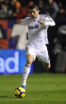 Ronaldo và đồng đội sẽ chạm trán đối thủ xếp thứ tư sau trận hòa 0-0 với Osasuna ở vòng trước.