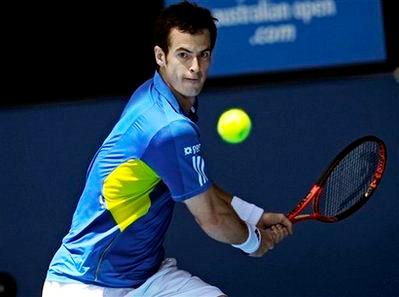 Andy Murray hiện có phong độ rất cao. Ảnh: AP.