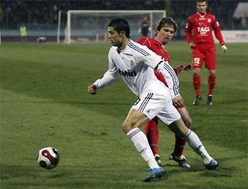 Ronaldo sẽ là hộ công chủ lực.