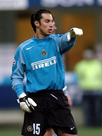 Cựu thủ môn người Uruguay của Inter.