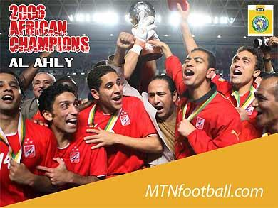 Al-Ahly là đội mạnh nhất của bóng đá châu Phi.