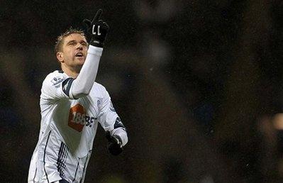 Ivan Klasnic trong màu áo Bolton.