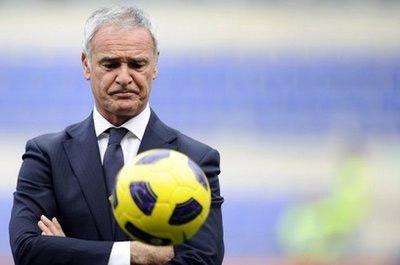 HLV Ranieri của AS Roma.