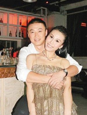Ma Lin và Zhang Ningyi khi đang yêu.