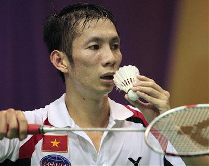 Tiến Minh khởi đầu năm 2011 bằng 3 trận thua.