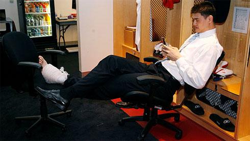 Ca phẫu thuật mới nhất rất có thể sẽ đặt dấu chấm hết cho sự nghiệp của Yao.