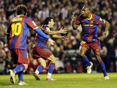 Với đội hình mạnh nhất, Barca có nhiều khả năng tái hiện hình ảnh đương kim vô địch.